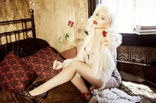 Christina Aguilera - Galore Magazine