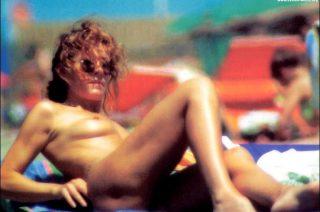 Elena Sofia Ricci nude & hot