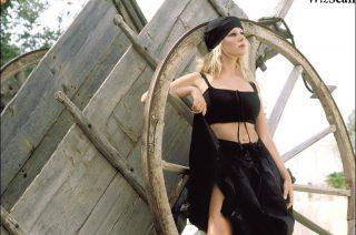 Alessia Marcuzzi - Nude Calendar & Hot Shots