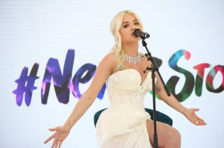 Rita Ora X Magnum - Cannes