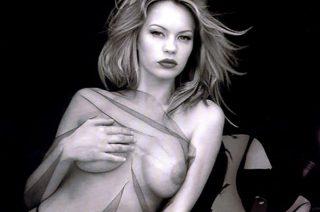 Anna Falchi - 2000 Nude Calendar